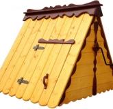 Домик для колодца №2