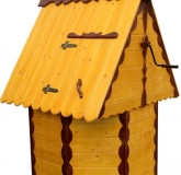 Домик для колодца №5
