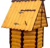 Домик для колодца №6