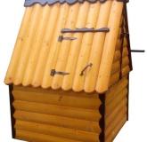 Домик для колодца №7